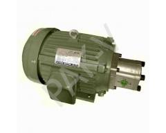 Двигатель индуктивный 2,2кВт с насосом