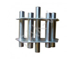 Магнитный сепаратор неодимовый (двухрядный)