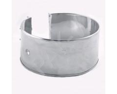Нагреватели металлические с отверстием (хомутовые)