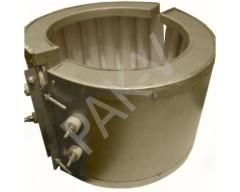 Нагреватель тефлоновый (полухомутовый), 280х180 мм