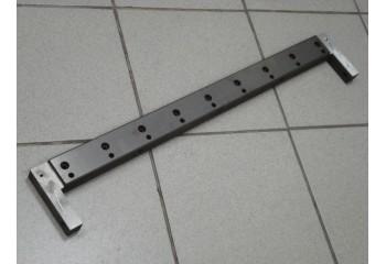 Упор для гильотинного ножа L=700 мм на п/м SHXJ