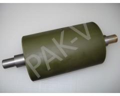 Вал для стренгорезки силиконовый L=160 мм, 3 KW