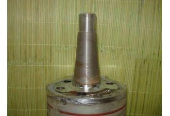 Вал металлический L=1200*137 мм, АВА 50*2-1200
