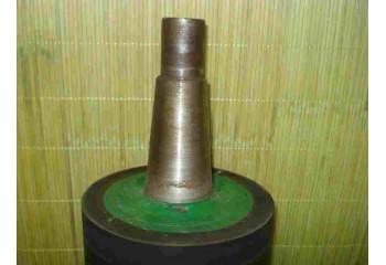 Вал резиновый L=1200*137 мм, АВА 50*2-1200