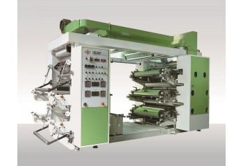 Флексографические печатные машины LEEWIN (Тайвань)