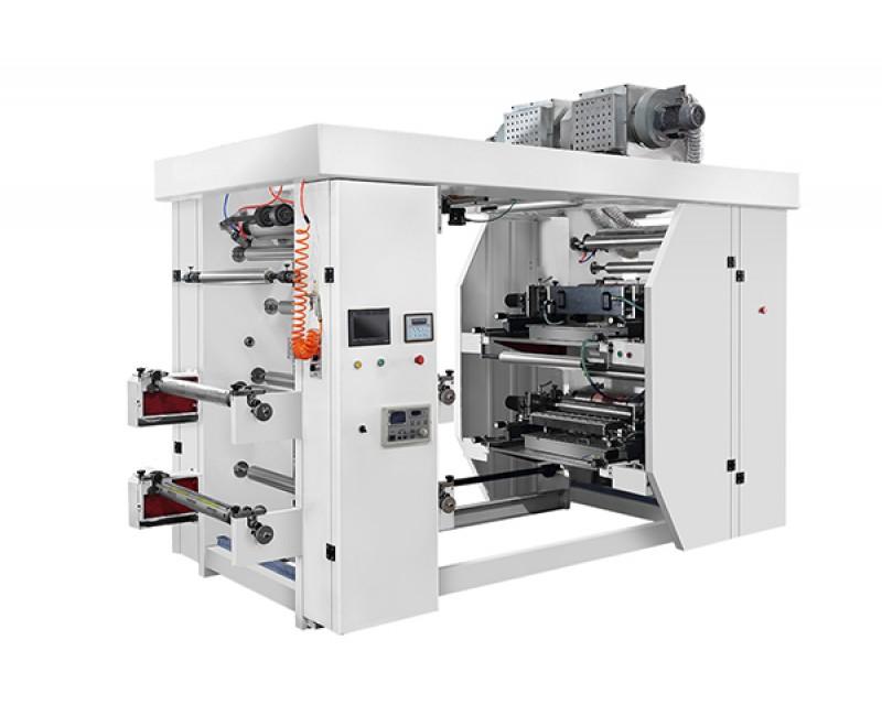 Флексографическая печатная машина GYT-4-600