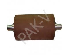 Вал для Резки силиконовый L=150 мм, 2,2 KW