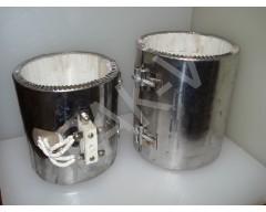 Нагреватели керамические для гранулятора