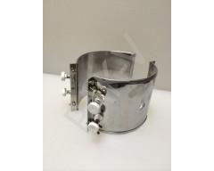 Нагреватель металлический с отверстием (2 полукольца)