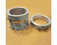 Нагреватель алюминиевый, 107х160мм, 1600W