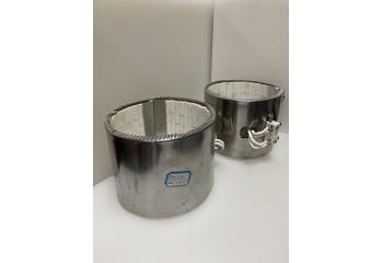 Нагреватель керамический 190*150 мм, 3200W, 220V