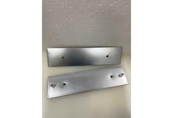 Нагреватель прямоугольный 390*100 мм, 1200W, 220V