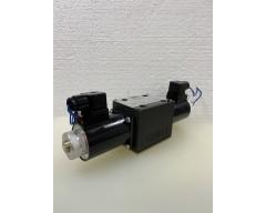 Гидрораспределитель с электромагнитным управлением