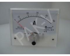 Амперметр 69L9-A, 50 Ампер